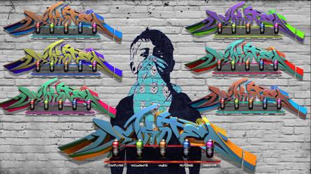 Graffiti Dock for xwidget