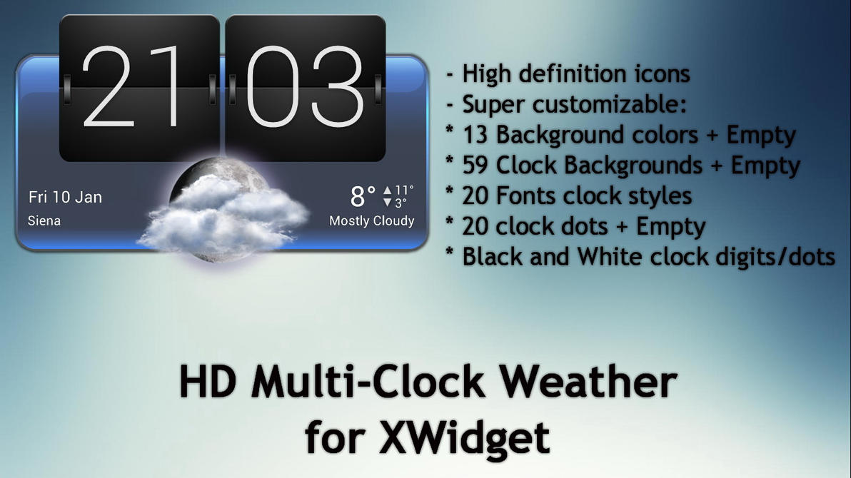 Hd multi clock weather for xwidget hot by jimking on deviantart hd multi clock weather for xwidget hot by jimking thecheapjerseys Images