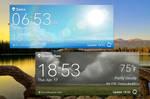 LG G Tab Weather Widgets HD for xwidget