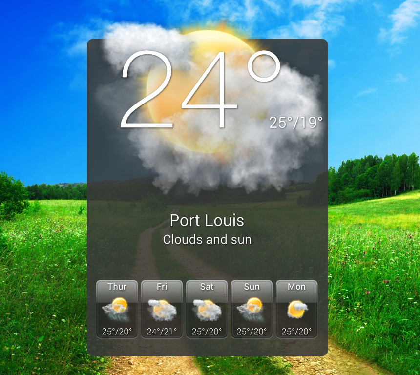 HTC Hero Widget HD 2 for xwidget by Jimking on DeviantArt