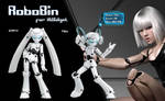 RoboBin for xwidget