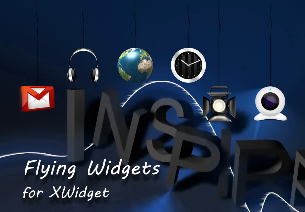 Flying Shortcuts S-L for xwidget by jimking
