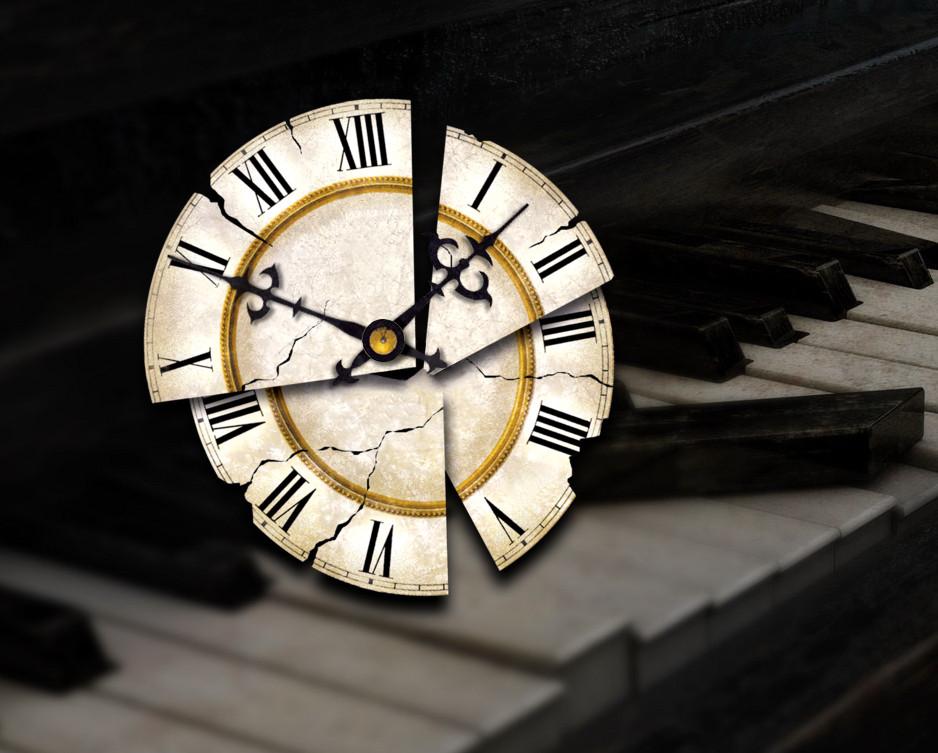 Rotten Clock for xwidget by jimking