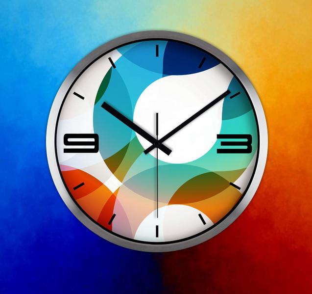 Lollipop Analog Clock for xwidget by jimking