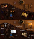 Steampunk Desk FULL SCREEN for xwidget