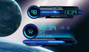 BlueTech Widgets for xwidget