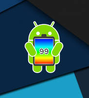 Android Battery Widget for xwidget