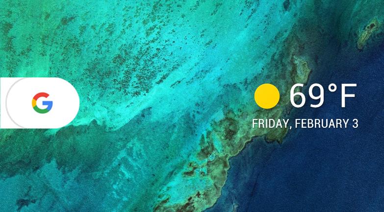 Pixel L Weather Widget for xwidget by Jimking on DeviantArt