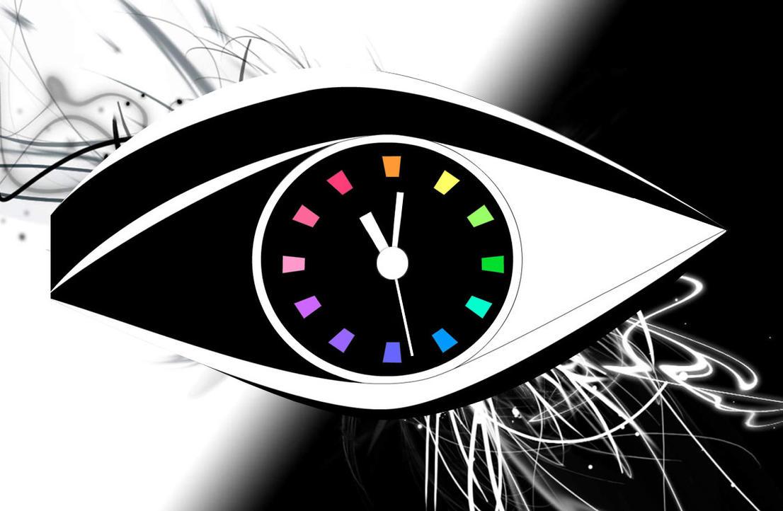 timeless clock for xwidget by jimking on deviantart