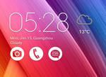 Asus Zenfone 2 Widget V1 for xwidget
