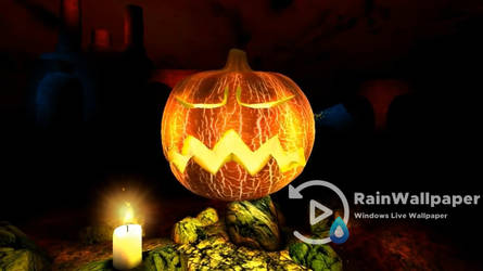 Halloween 3D by Jimking