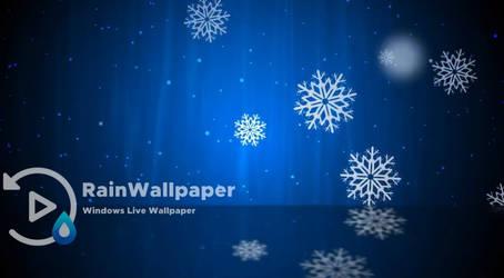 Winter Christmas Snow by Jimking