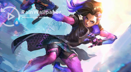 Sombra Animated Wallpaper by Jimking
