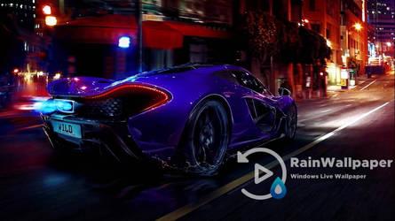 Wild Purple Car by Jimking