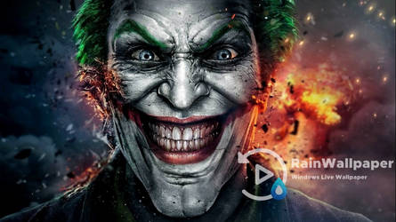 Joker Ka Boom by Jimking