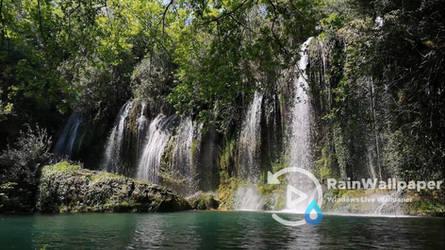 Waterfall - 22589 by Jimking