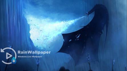 White Walker Ice Dragon by Jimking