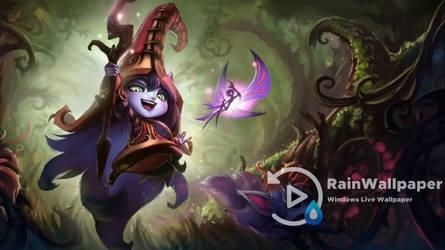 Lulu the Fae Sorceress by Jimking