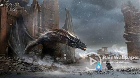 Jon Snow Dragon by Jimking