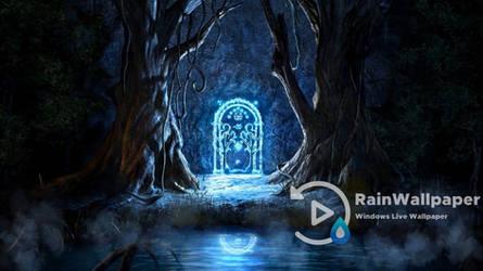 Gates of Moria by Jimking