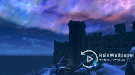 High Hrothgar Skyrim by Jimking