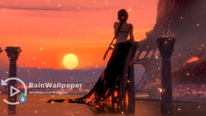 Sunset by Wlop LWP