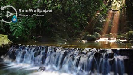 Waterfall Live by Jimking