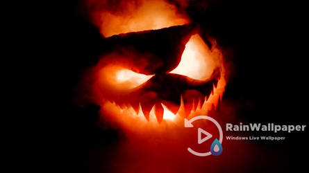 Halloween Pumpkin Night Scary by Jimking