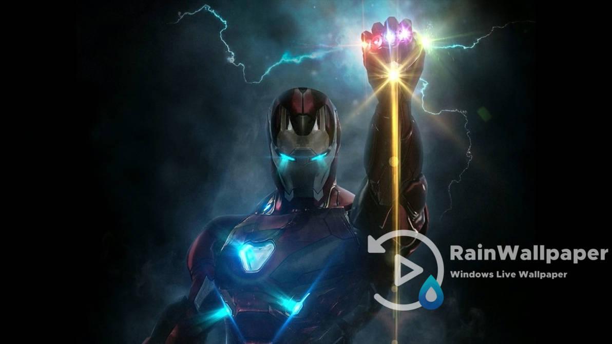 Iron Man Infinity Gauntlet By Jimking On Deviantart