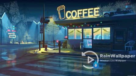 Coffeeshop by Jimking