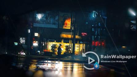 Urban Samurai by Jimking