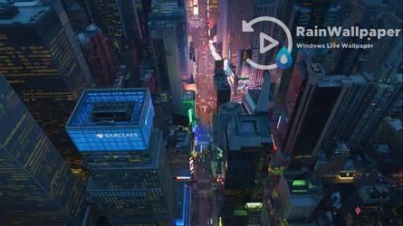 New York City At Night by Jimking