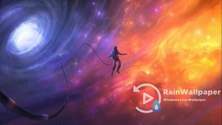 Spaceman Galaxy by Jimking