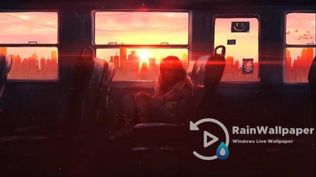 Train Ride Home by Jimking