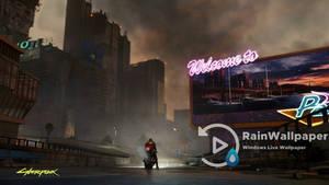 Welcome to Night City Cyberpunk 2077