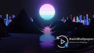 Moonlight Retro Wave