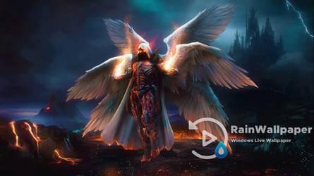 Angel Wings by Jimking