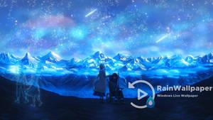 Starry Night Sword Art Online