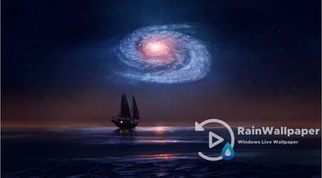 Galaxy Sail Boat