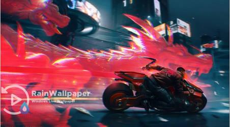 Dragons Cyberpunk-2077
