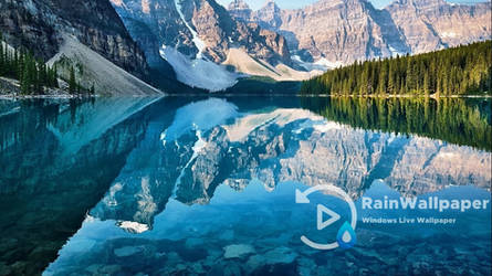 Moraine Lake Canada by Jimking