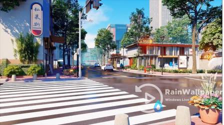 Japanese Street by Jimking