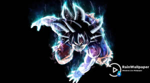 Ultra Instinct-Dragon Ball Goku
