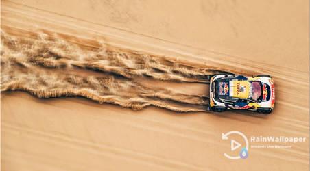 Desert Rally Car by Jimking