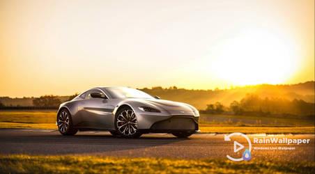 Aston Martin Vantage by Jimking