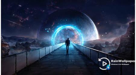Portal Gateway by Jimking