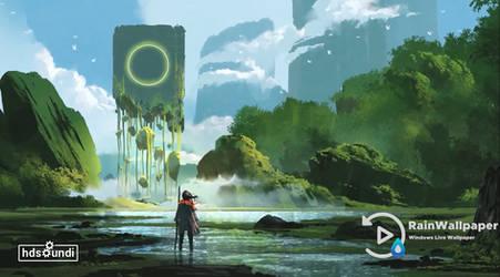 Monolith Fantasy by Jimking