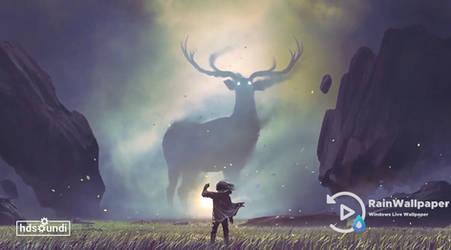 Fantasy Deer by Jimking