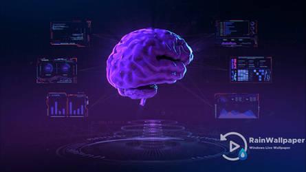 Cyberpunk Futuristic Interface Animation by Jimking