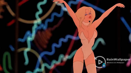 Cool World Holli Would Dance by Jimking